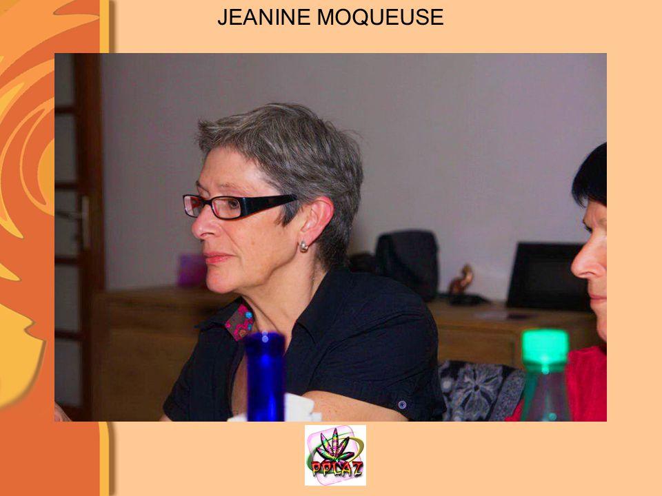JEANINE MOQUEUSE