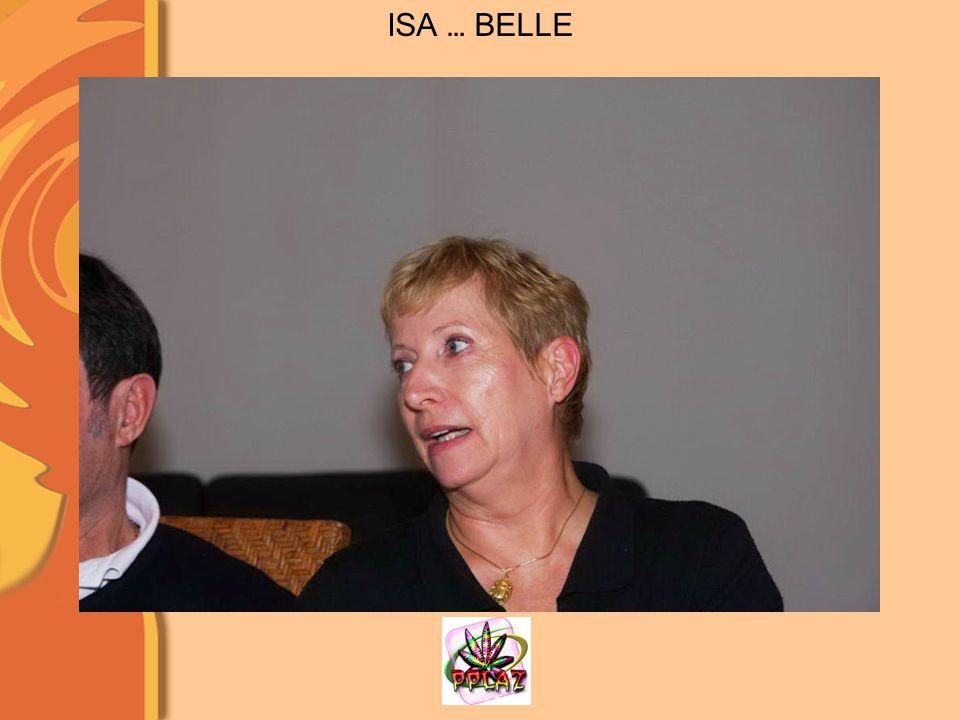 ISA … BELLE