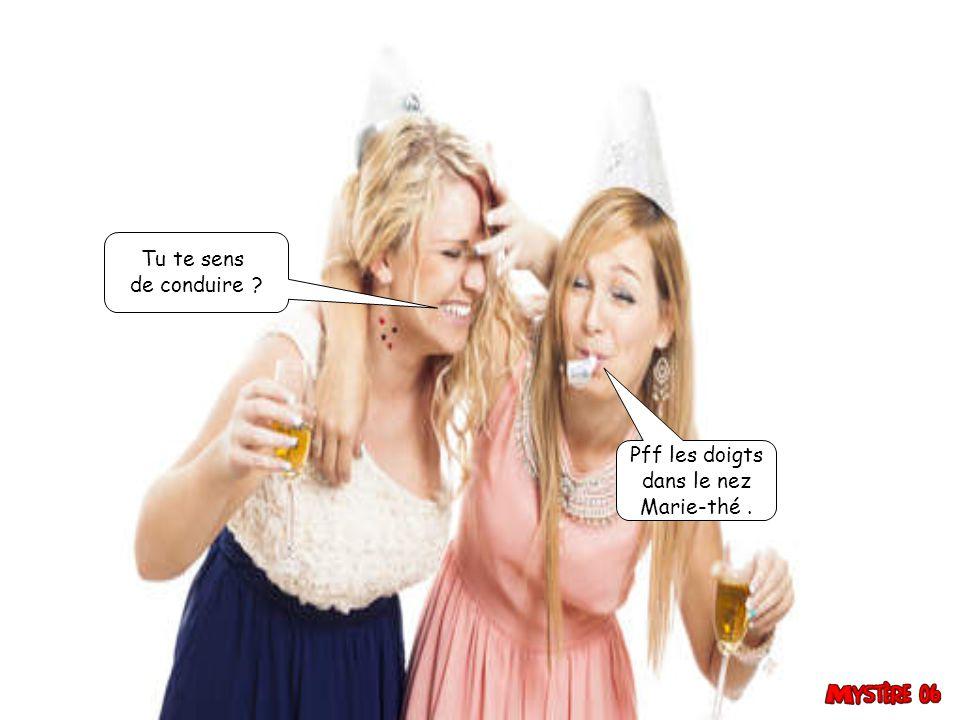 Avec l 'alcool, la fête est plus folle.