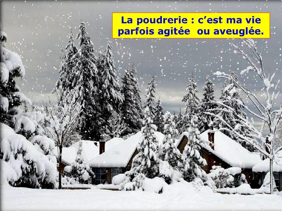 ..Quand nos péchés seraient comme l'écarlate, ils deviendront blancs comme la neige.