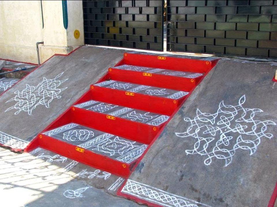 Dans chaque zone de l'Inde, leurs structures sont traditionnelles.