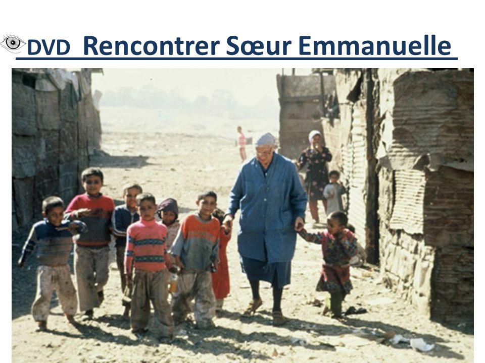 DVD Rencontrer Sœur Emmanuelle