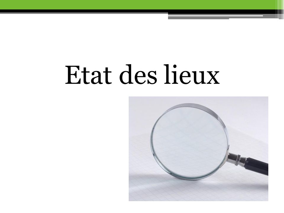 Recherche Documentaire Via: -Internet. -Brochures. -Téléphone Etat des lieux FFOMSolutions