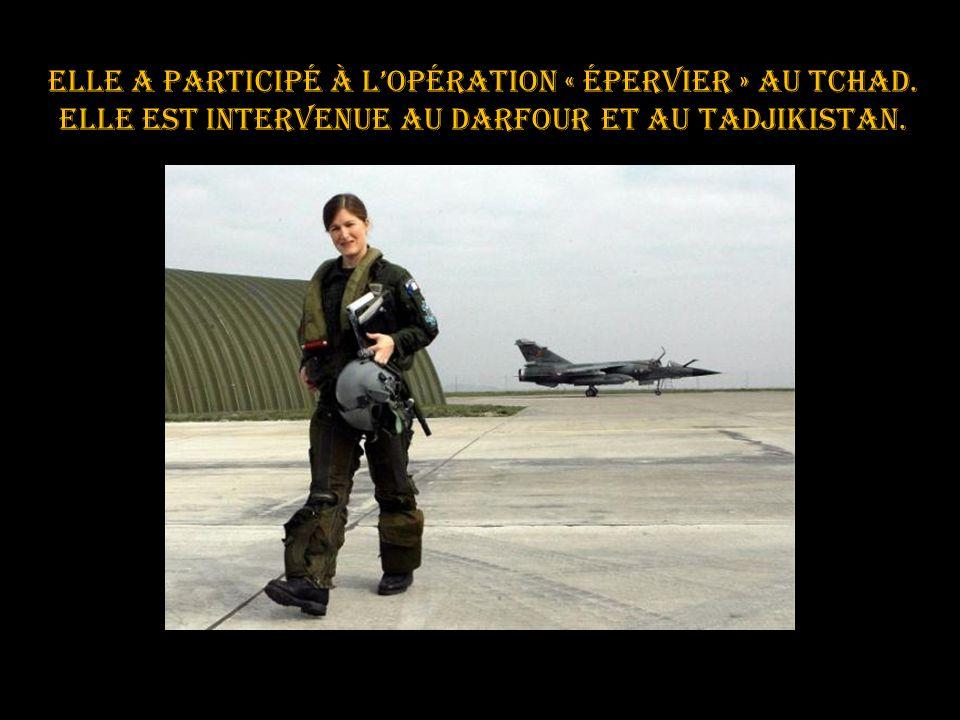 Chef d'escadron…
