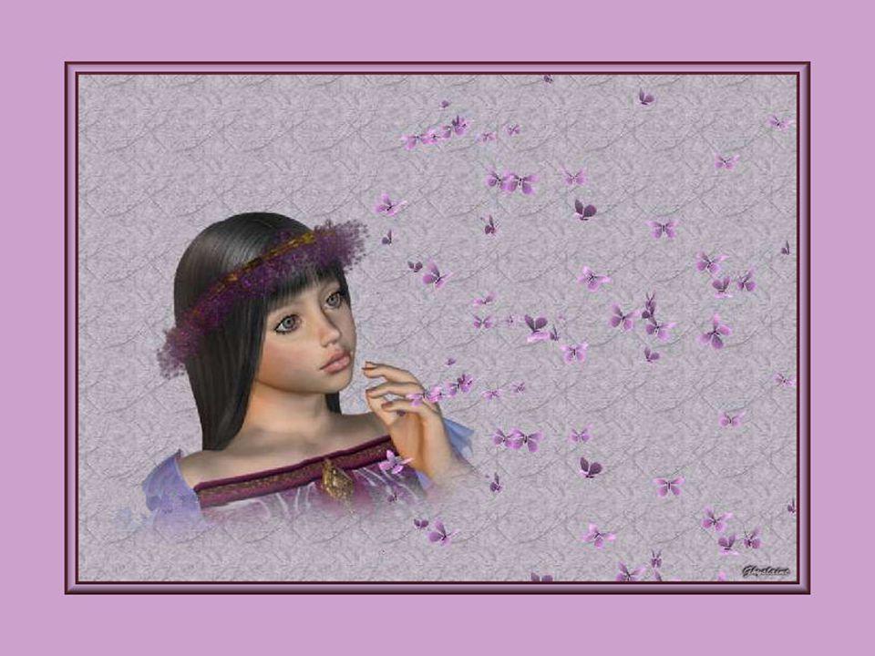 L'adolescente un peu banale, La petite femme qui se dessine, Ses charmes qui s'installent, Comme c'est beau, ça me fascine !