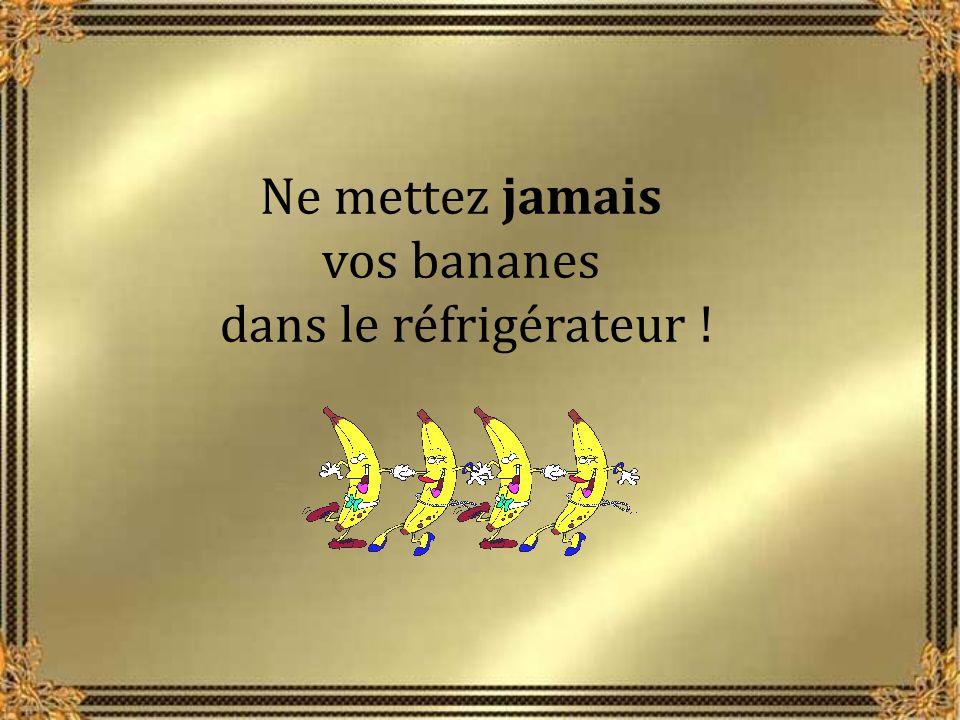 Des collations de banane entre les repas contribuent à maintenir les niveaux de sucre dans le sang et à éviter les nausées matinales.