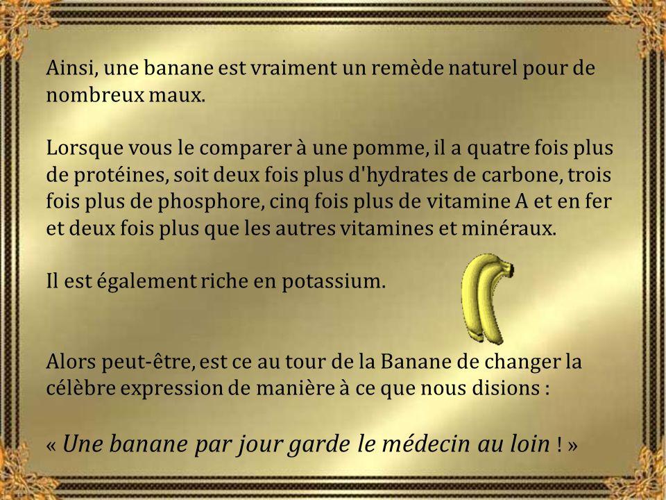 Si vous voulez tuer une verrue, prenez un morceau de peau de banane et placez-la sur la verrue, côté jaune sur la verrue.