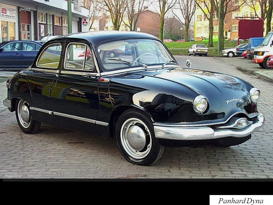 Ford Vedette 1956