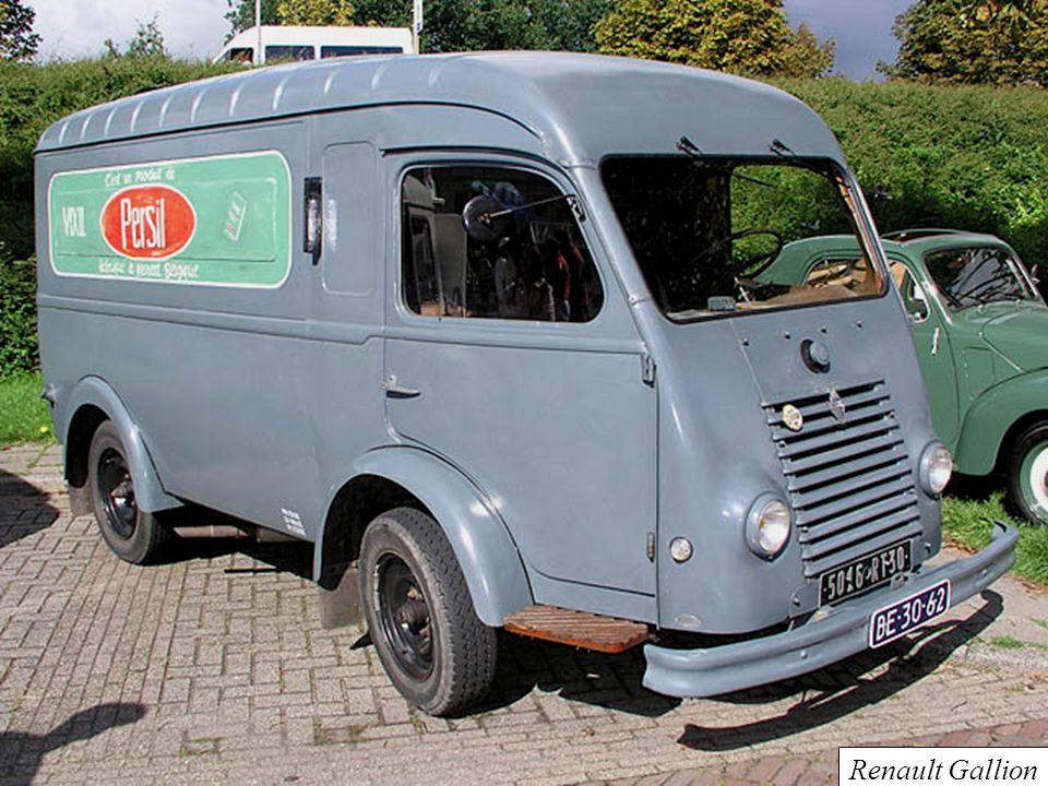 Renault Autobus parisien 1954