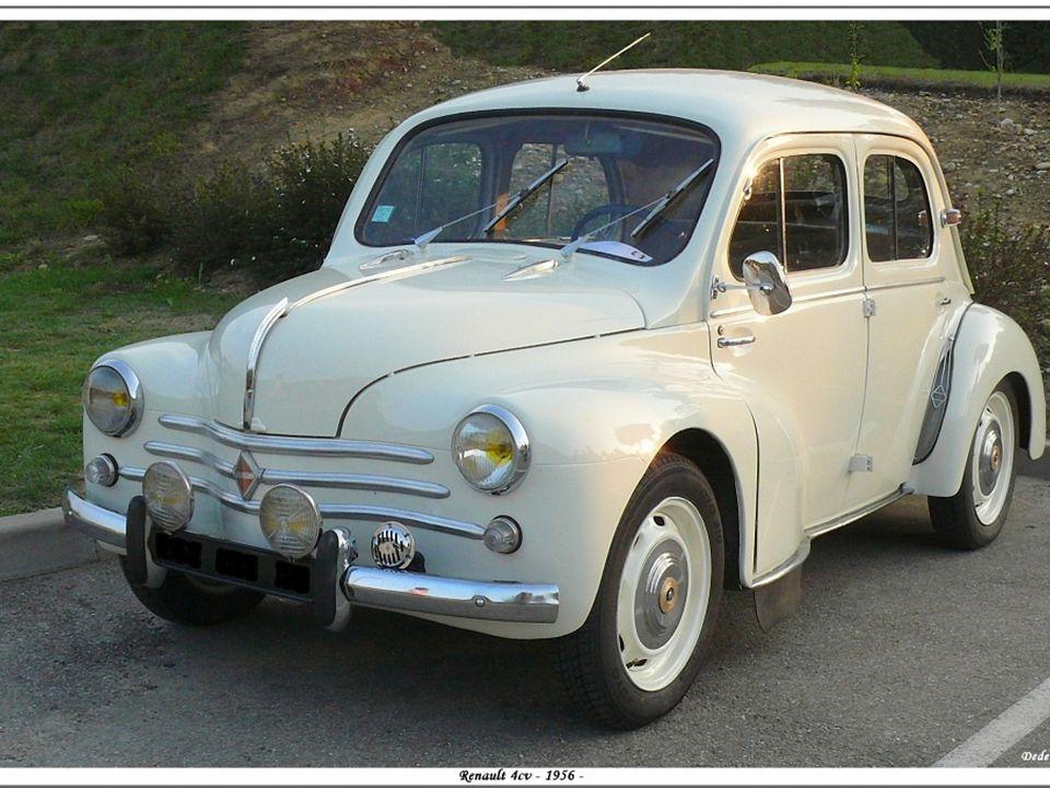Renault Juva 4 Cv