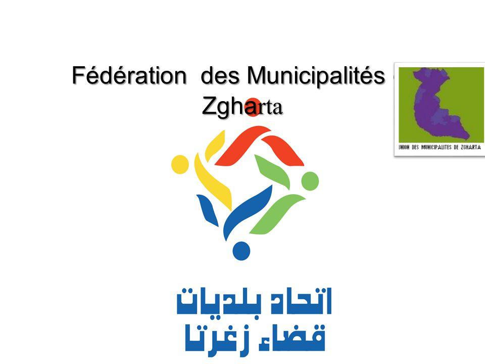Fédération des Municipalités de Zgha rta