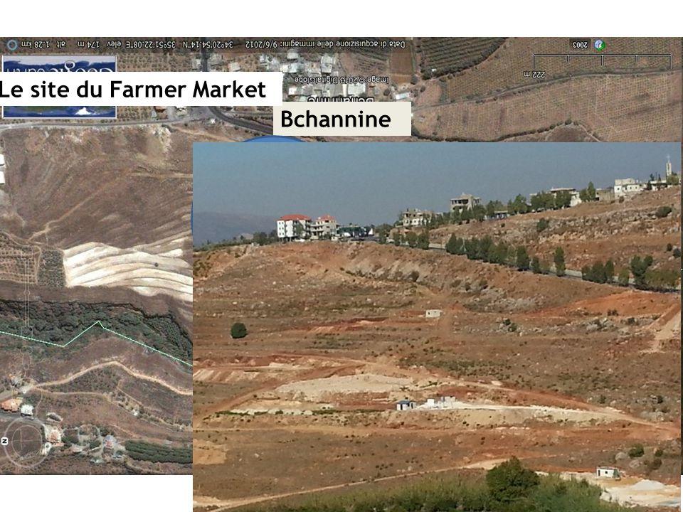 Bchannine Le site du Farmer Market