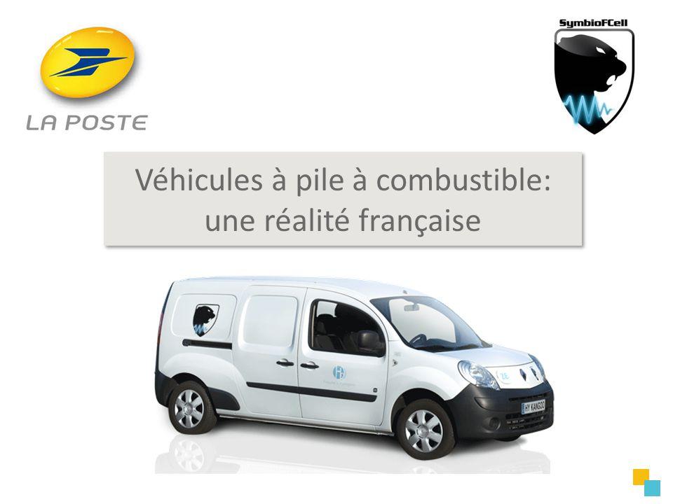 2 Véhicules à pile à combustible: une réalité française Historique de la démarche de La Poste Typologie des accidents