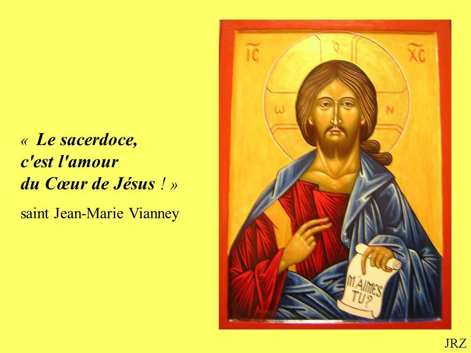 Tout au long de cette année sacerdotale - prions pour nos prêtres ; -disons-leur et montrons-leur notre reconnaissance et notre affection ; - demandons sans relâche au Seigneur, par l'intercession de saint Jean-Marie Vianney, des prêtres, de saints prêtres, beaucoup de saints prêtres !