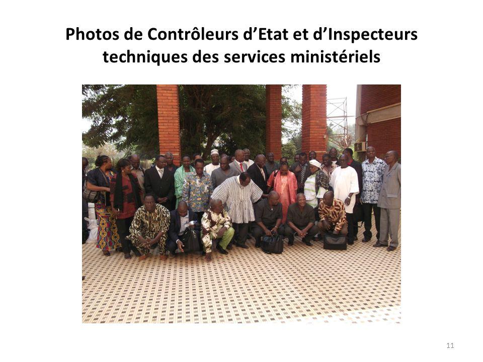 . Au Burkina Faso, les différents textes accordent des pouvoirs de contrôle des finances aux différentes structures de contrôle administratif. Il s'ag