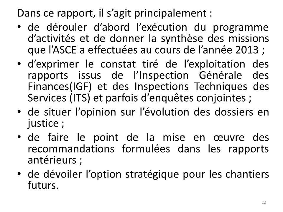 Remise du rapport à Son Excellence Monsieur le Président du Faso 21