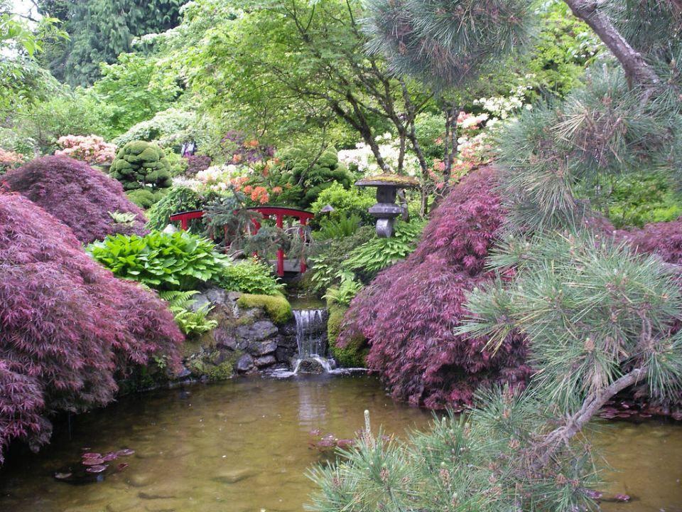 Certains jardins ont reçu la classification de « site au paysage exceptionnel » selon la loi de protection des biens culturels, ou font partie du doma