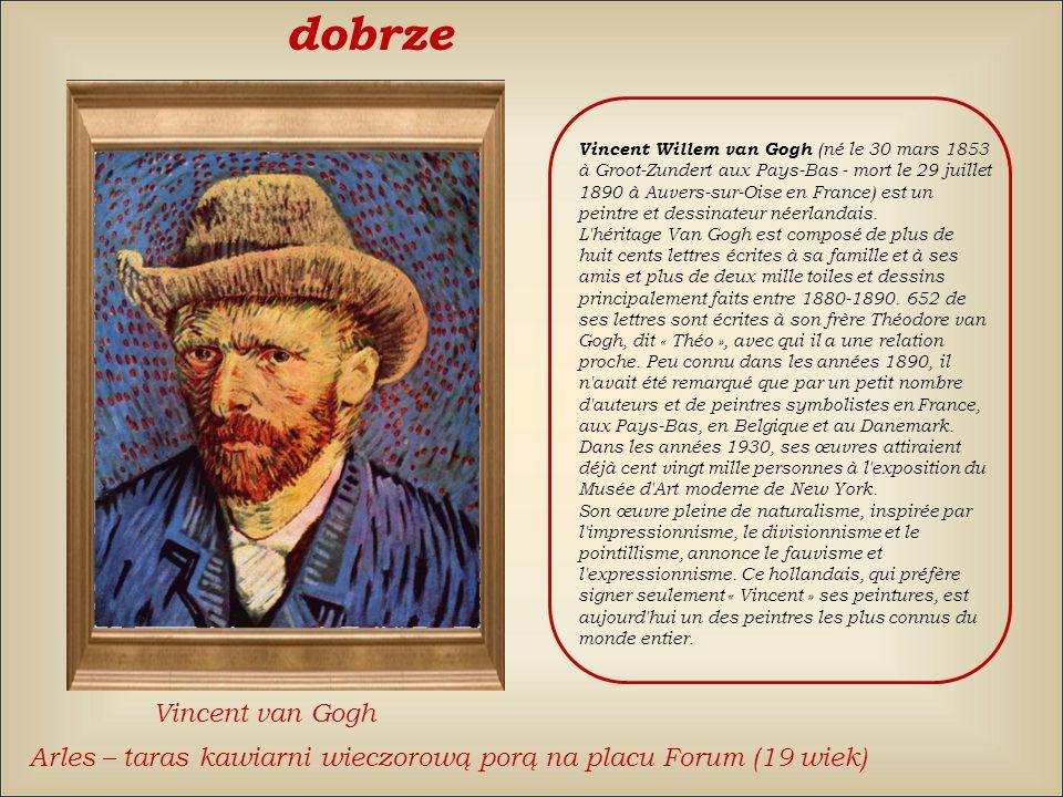 Pablo PicassoHenri Matisse špatně znovu Vincent van Gogh