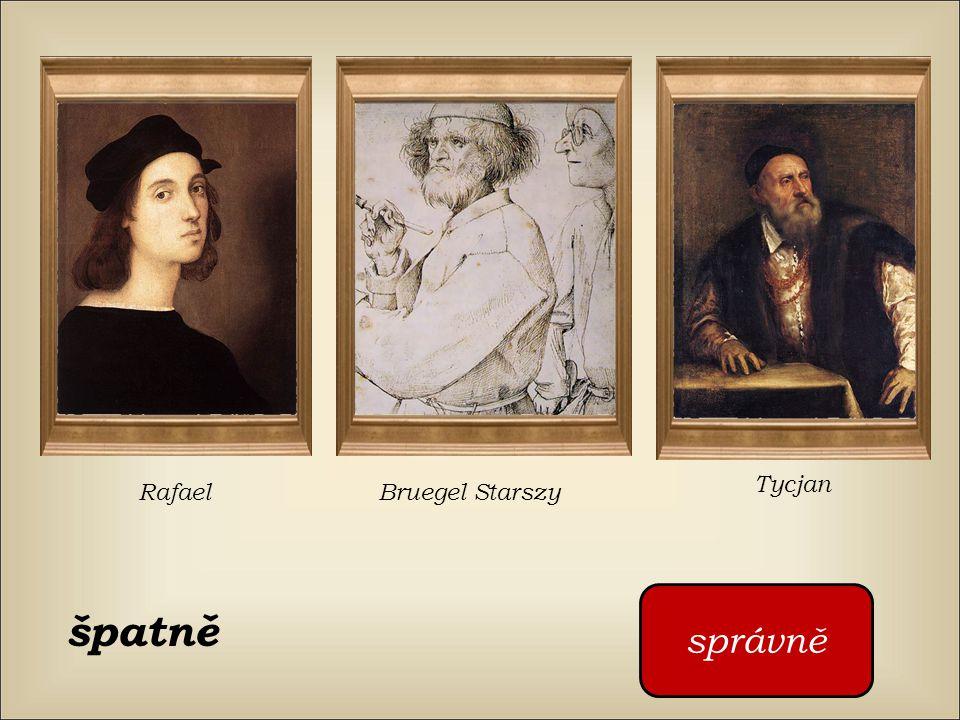 Kdo namalovat tento obraz Rafael Bruegel Starszy Tycjan Klikni na červený bod