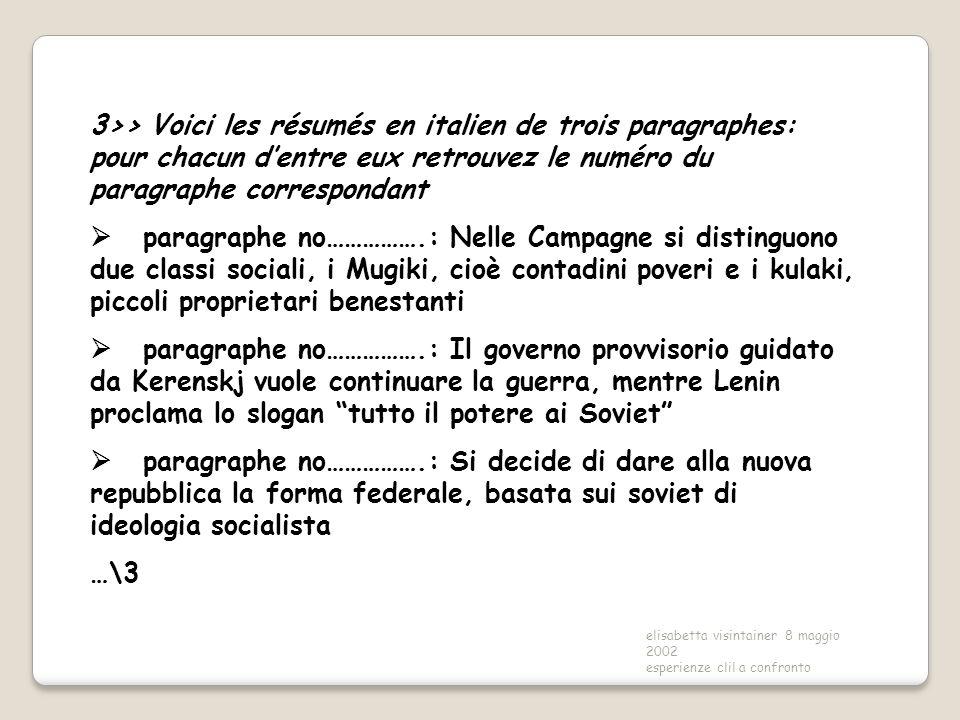 Quale collegamento tra i programmi italiani e i testi utilizzati .