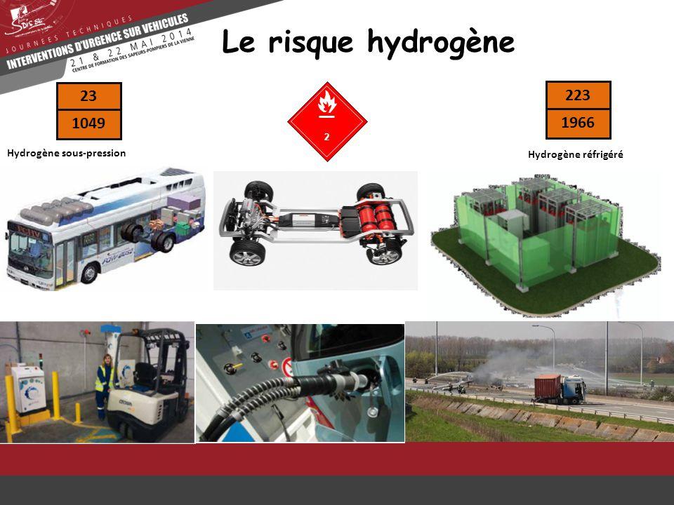 Lot de travail 6 Pilotage de sessions d'entraînements européennes Former des primo-intervenants sur les risques des nouvelles technologies utilisant l'Hydrogène.