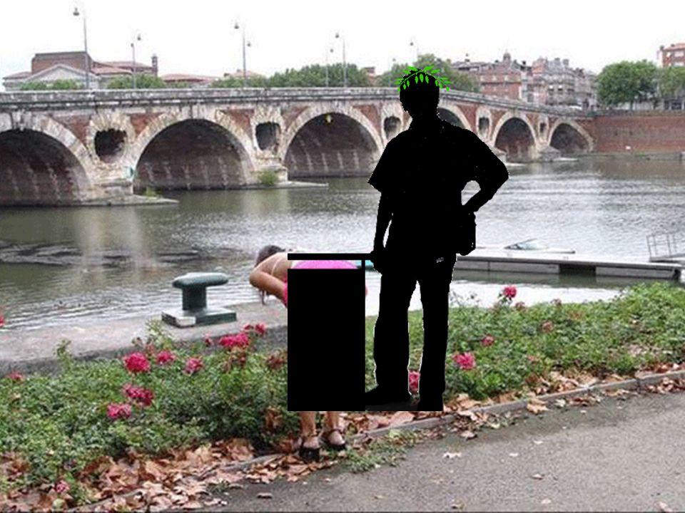 Dans ce nouvel esprit, veuillez donc trouver ci-après, une vue du célèbre « Pont Neuf » de Toulouse.