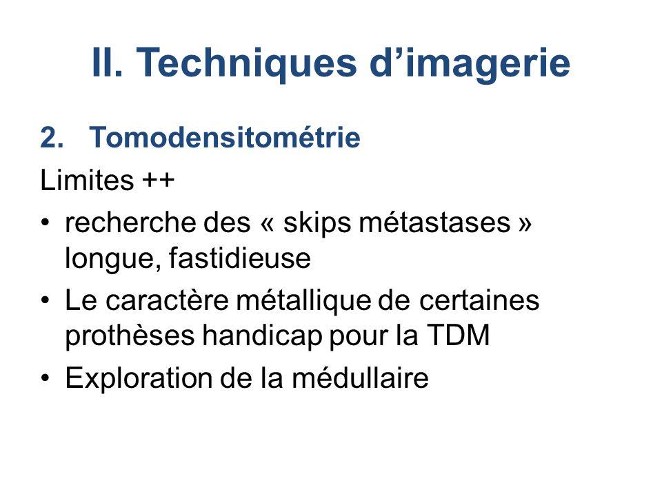 II.Techniques d'imagerie 2.