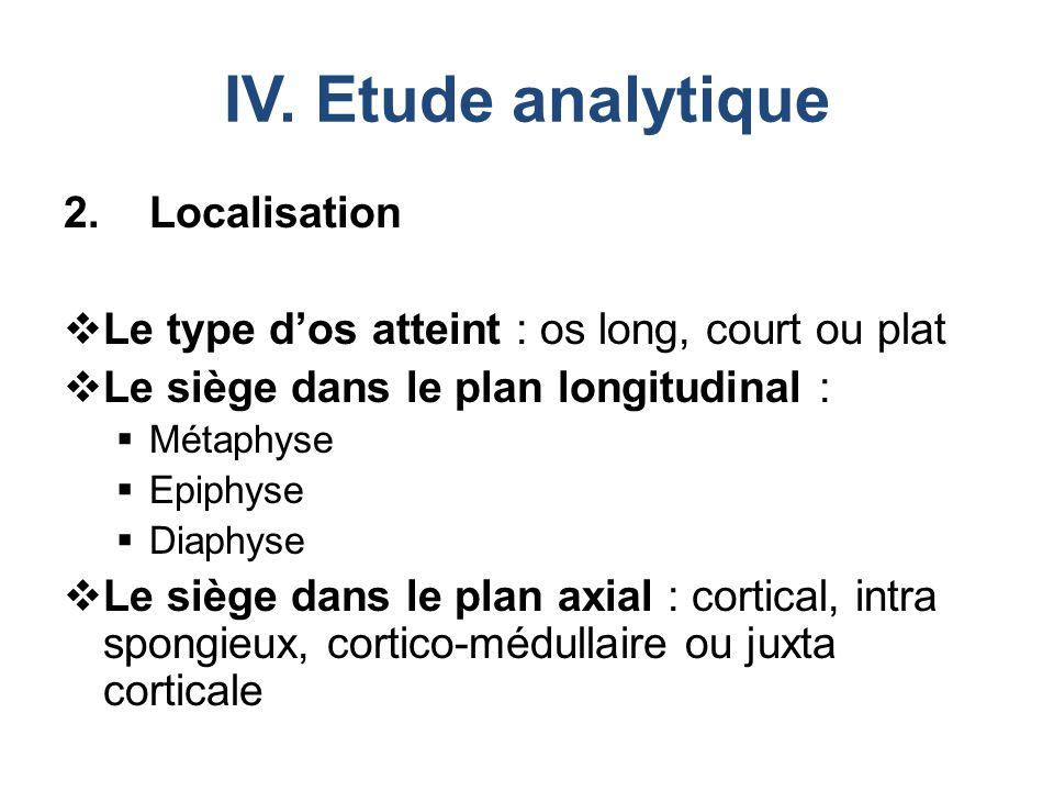 IV.Etude analytique 2.