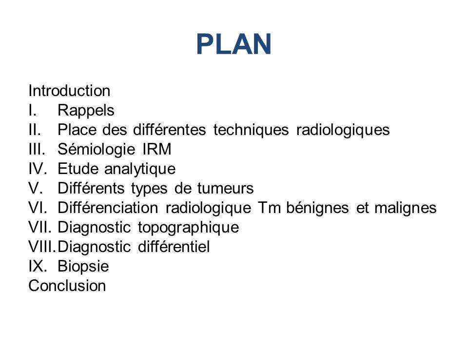 Introduction Le diagnostic d'une tumeur osseuse repose sur la confrontation des données cliniques, radiologiques et anatomopathologiques