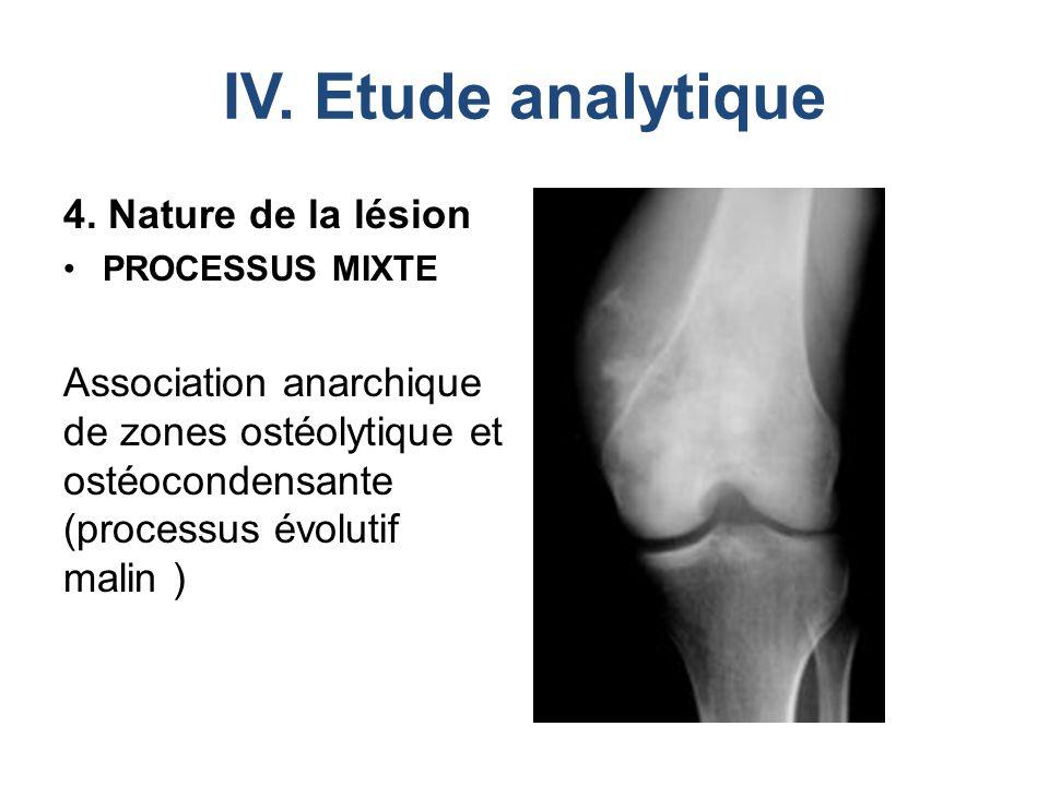 IV.Etude analytique 4.