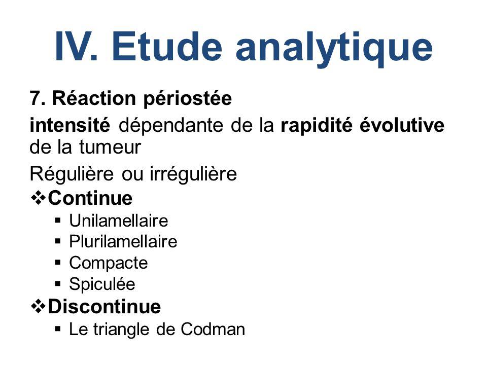 IV.Etude analytique 7.