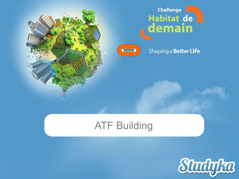 Le concept Développer un building auto-suffisant en énergie.