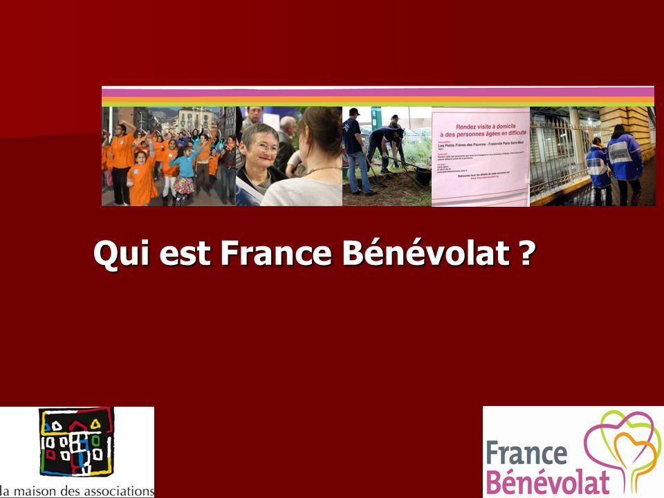 Qui est France Bénévolat ?