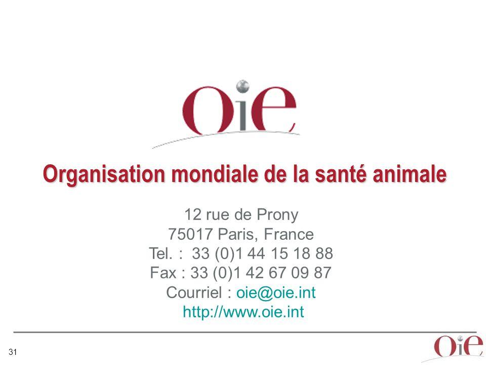 31 12 rue de Prony 75017 Paris, France Tel.
