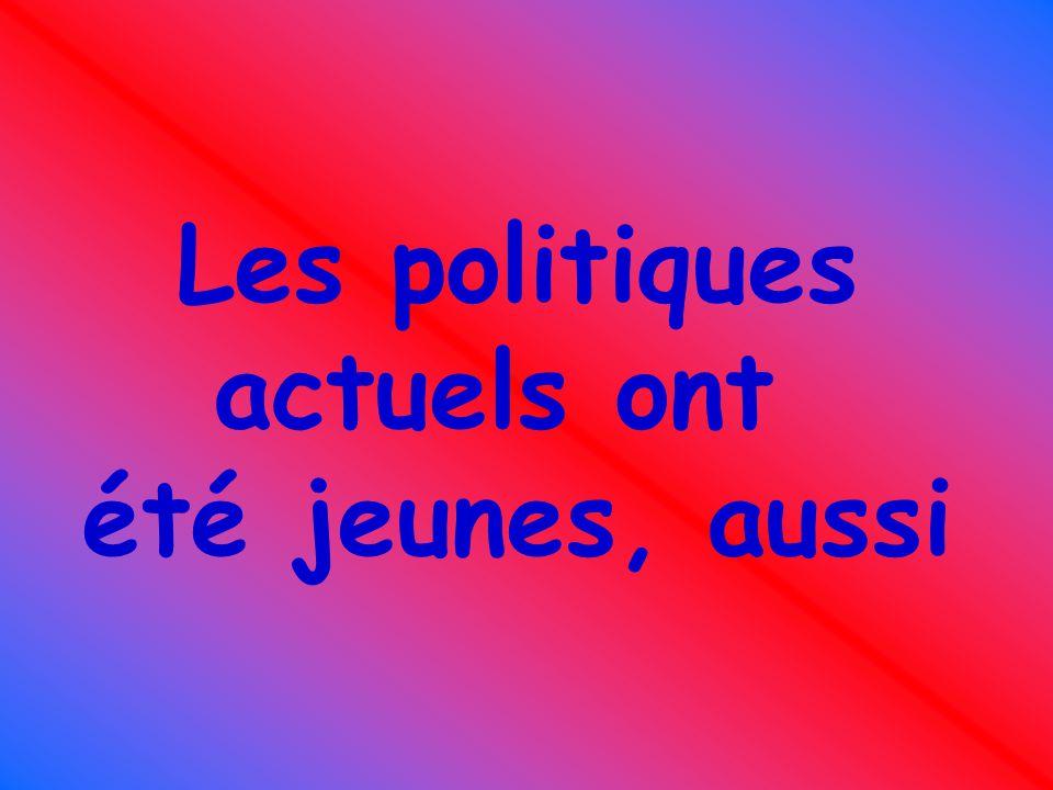 Jean Marie Le Pen à 32 ans