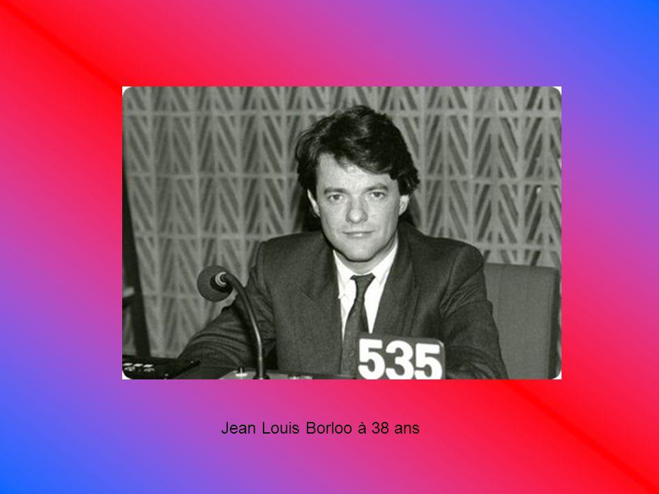 Jean Louis Borloo à 38 ans