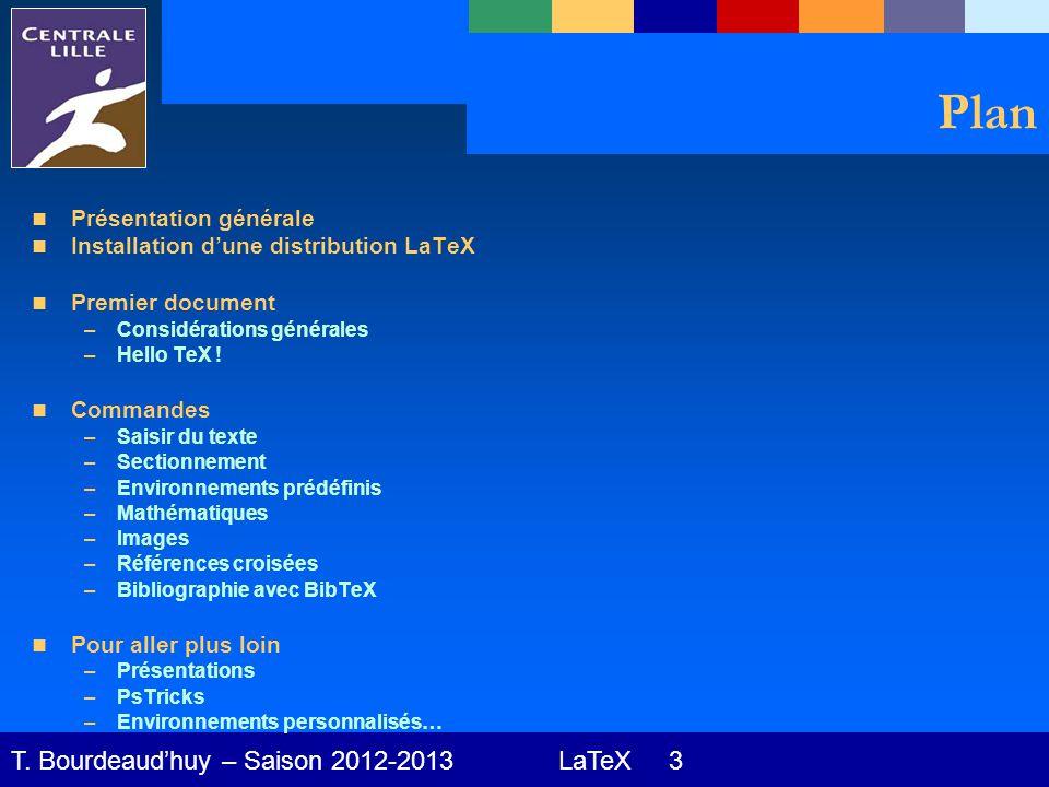 LaTeX 34 T.