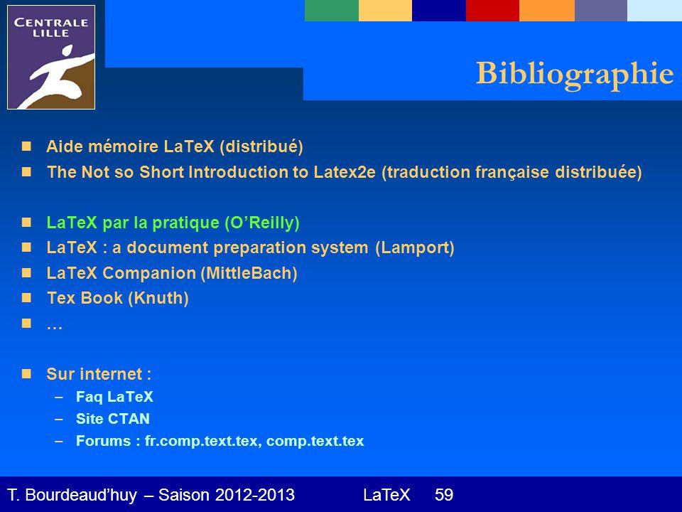 LaTeX 59 T.