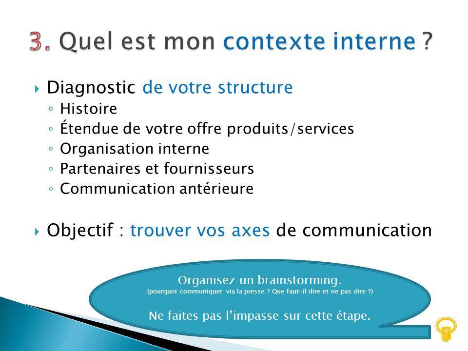  Diagnostic du marché ◦ Évolution du réseau des OT et SI ◦ Place du tourisme français ◦ Tendances nouveaux produits des collègues et concurrents, ◦ B