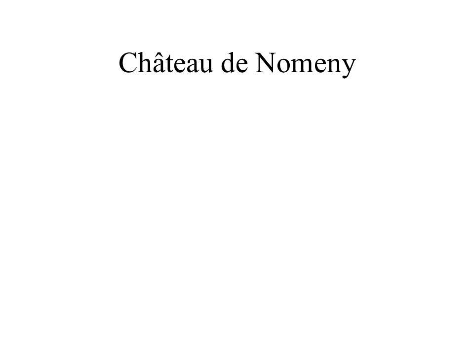 Château de Nomeny