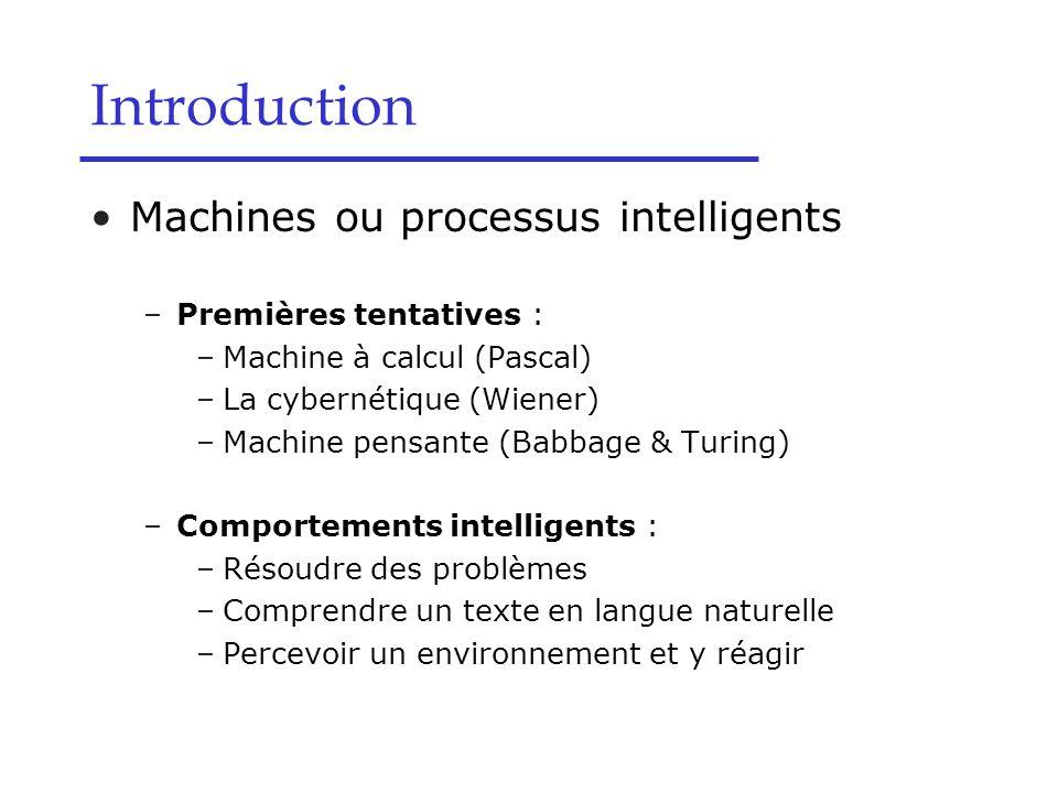 Apport de l'IA à l'informatique –Quand fait-on appel à l'IA .