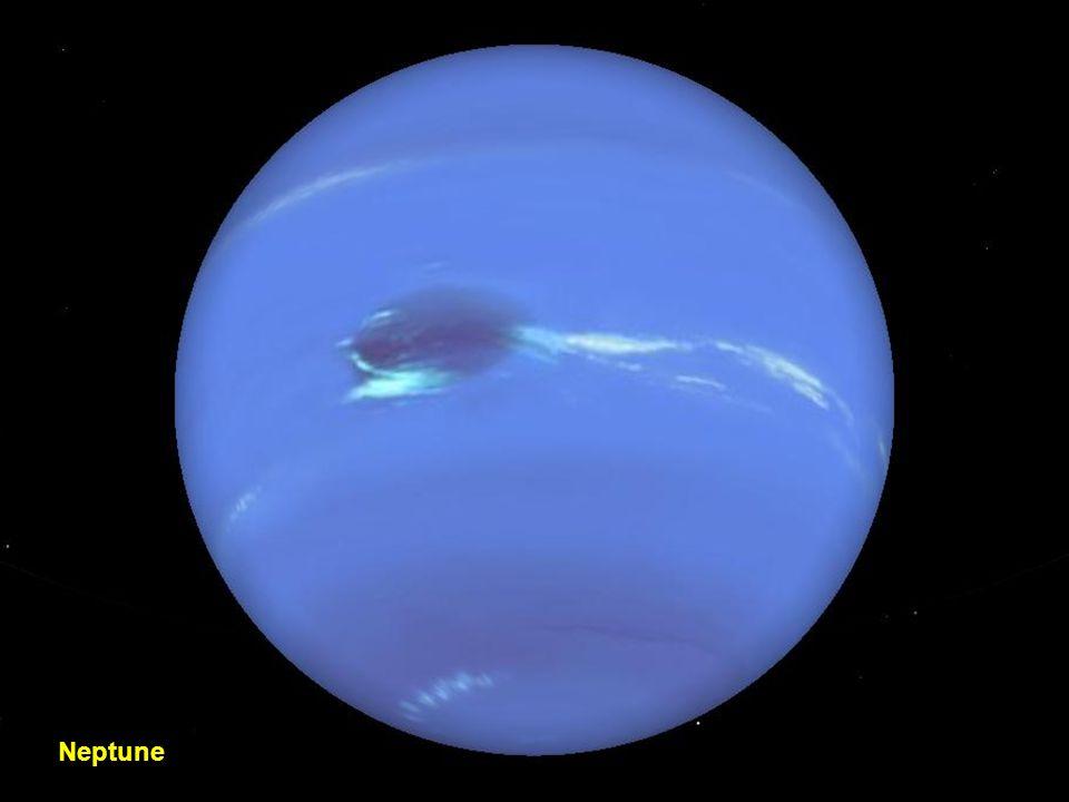 Orbites d'Uranus et Satellites