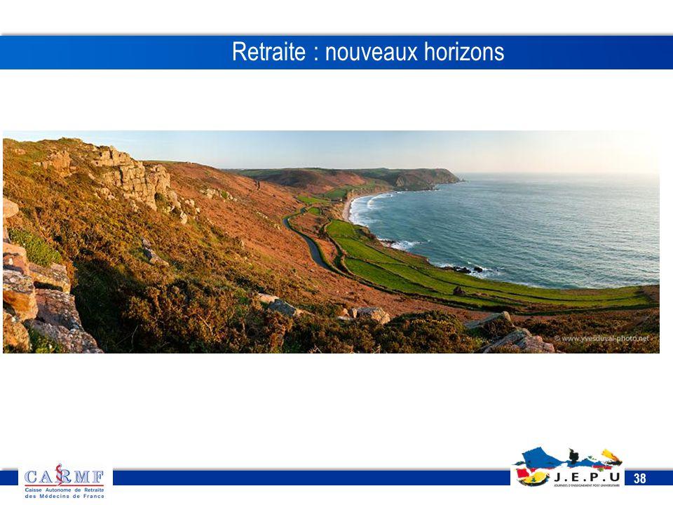 CDT 2013 38 Retraite : nouveaux horizons