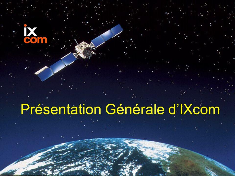 Présentation Générale d'IXcom
