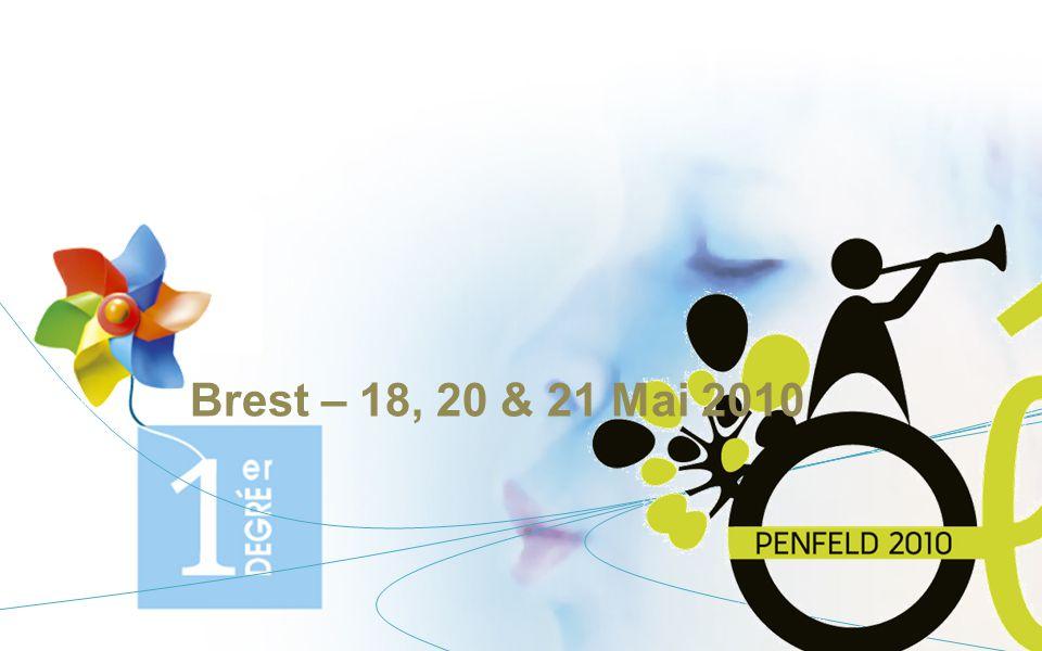 Brest – 18, 20 & 21 Mai 2010