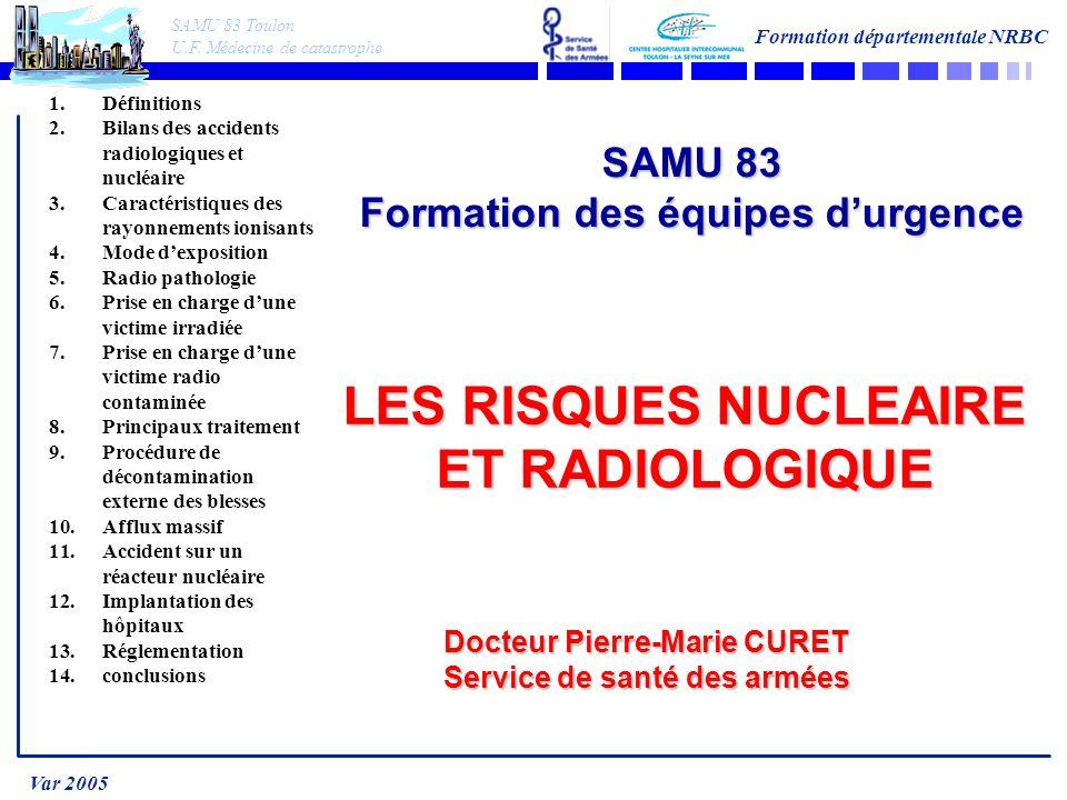 SAMU 83 Toulon U.F.