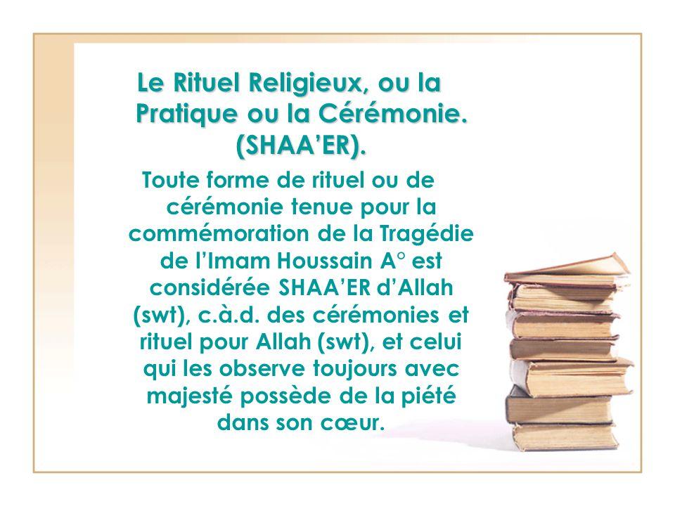 Le Rituel Religieux, ou la Pratique ou la Cérémonie.