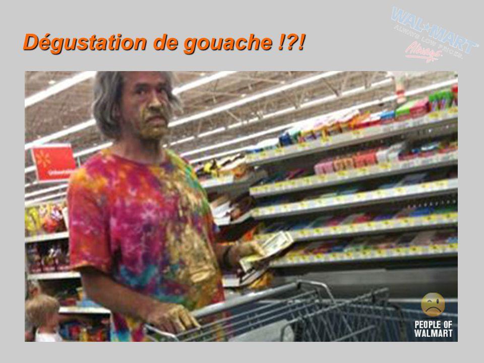 Dégustation de gouache !?!