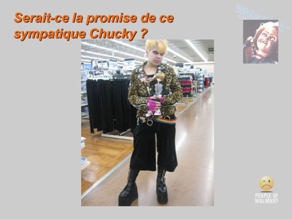 Serait-ce la promise de ce sympatique Chucky ?