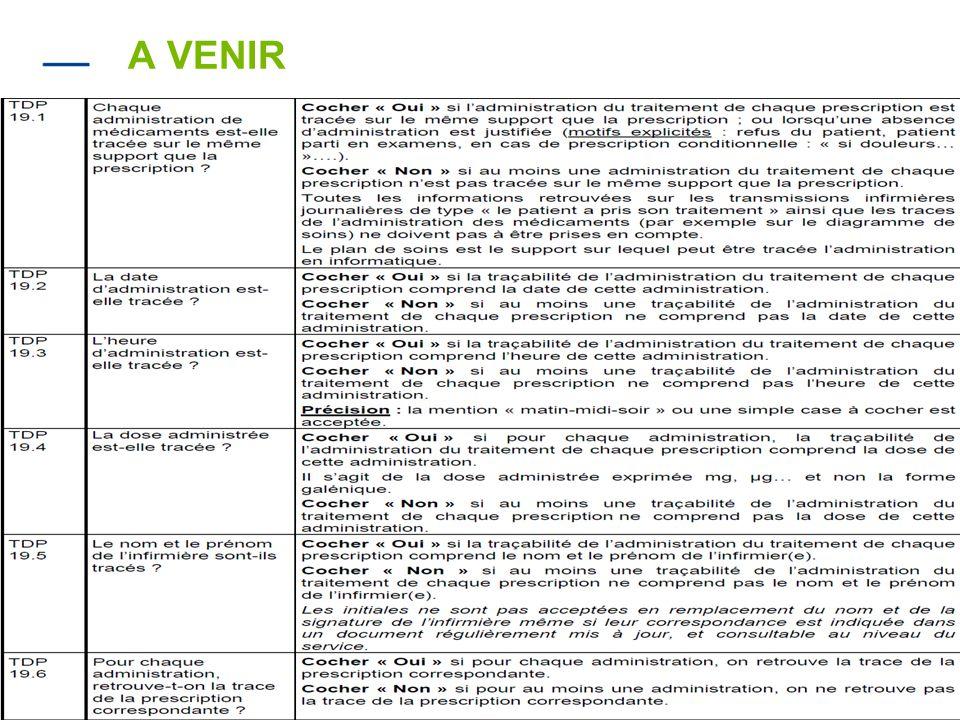 15 A VENIR